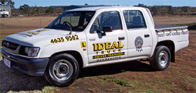 Ideal Driving School utility