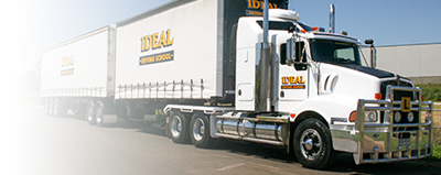 Mulit-Combination Truck Automatic (restricted) licence driver training courses in Toowoomba
