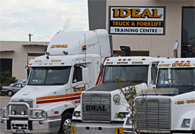 Ideal Driving School training Center
